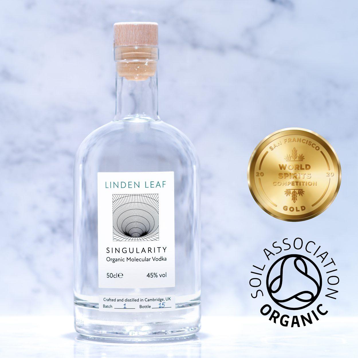 Linden Leaf Singularity Vodka